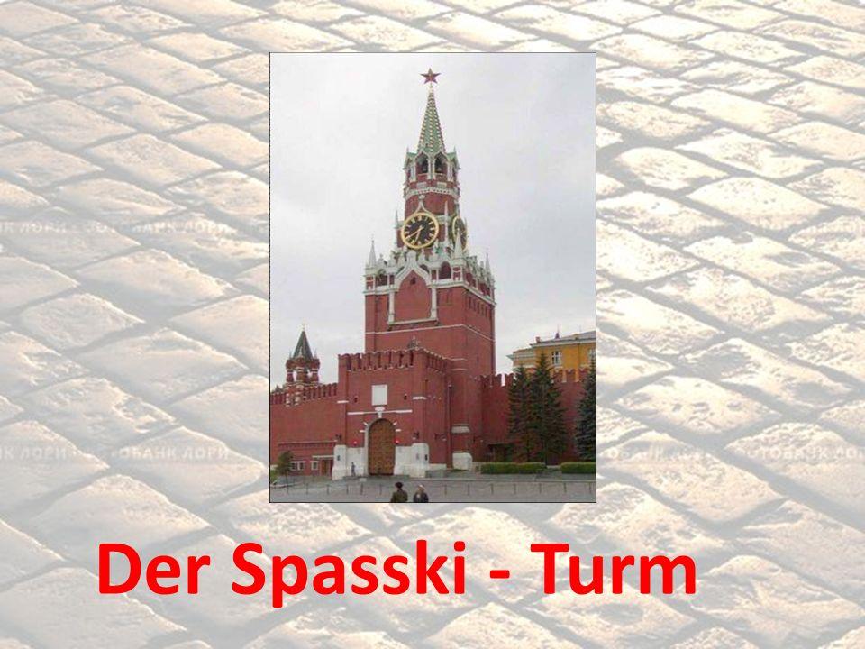 Der Spasski - Turm