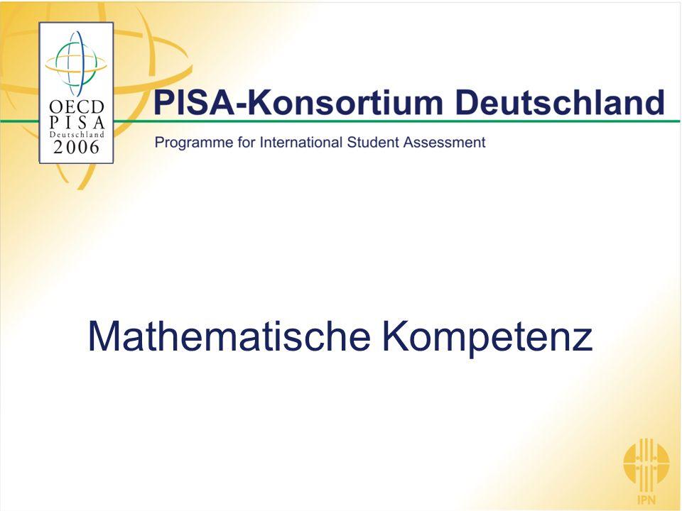 Mathematische Kompetenz
