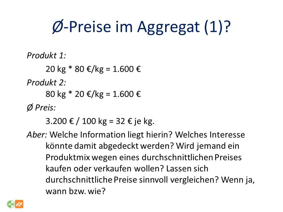 Verketteter österreichischen VPI: Zur Entwicklung der Warenkörbe Quelle: Statistik Austria, eigene Verkettung, eigene Darstellung