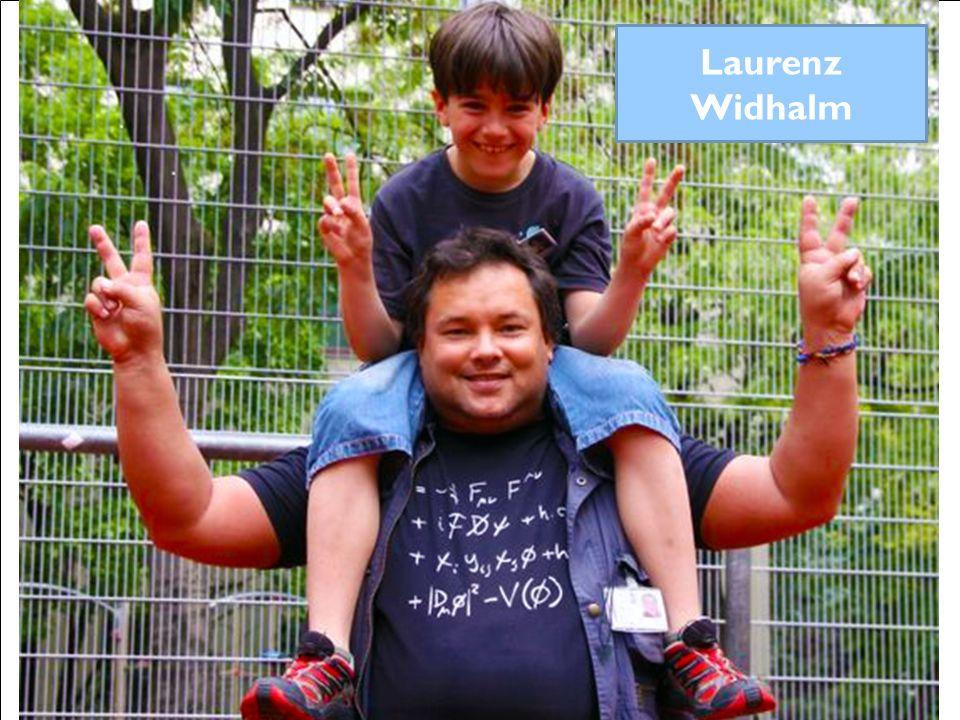 Preisverleihung 2012 Laurenz Widhalm