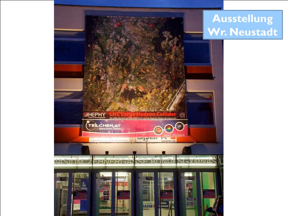 Preisverleihung 2012 Ausstellung Wr. Neustadt