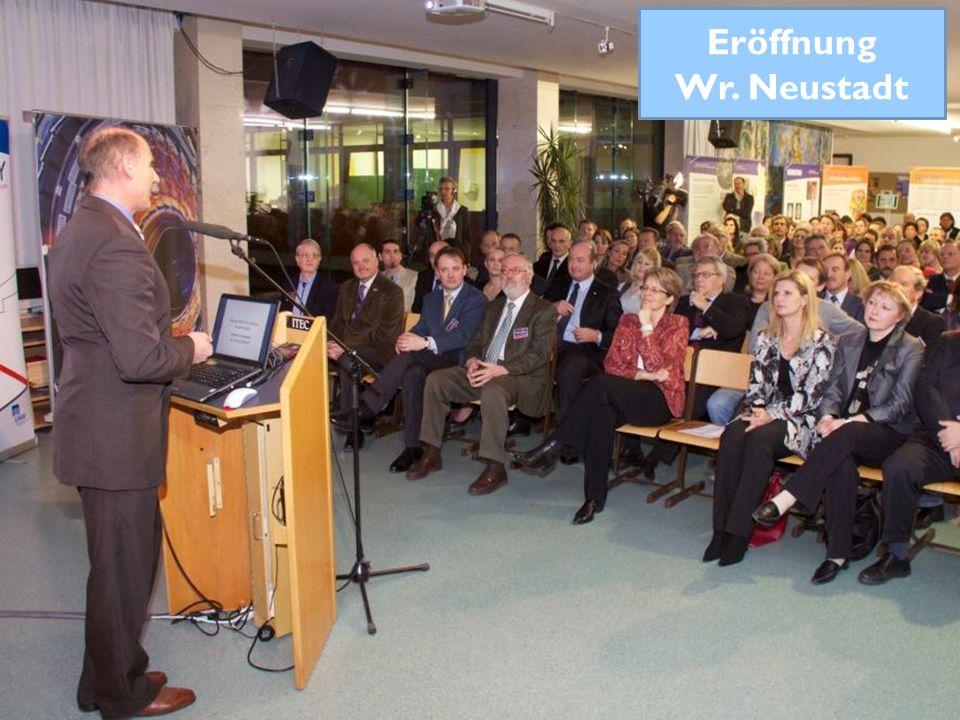 Preisverleihung 2012 Eröffnung Wr. Neustadt