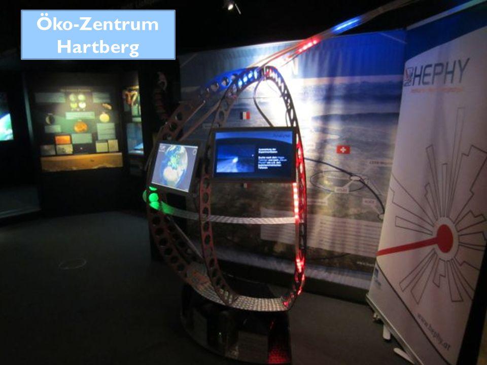 Preisverleihung 2012 Öko-Zentrum Hartberg