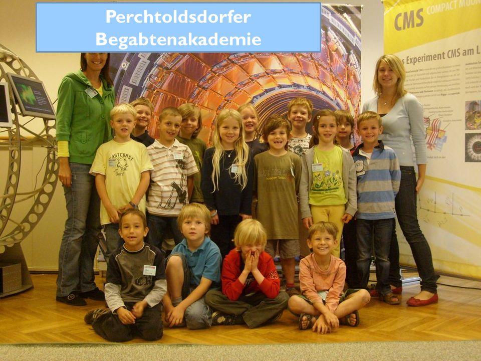 Preisverleihung 2012 Perchtoldsdorfer Begabtenakademie