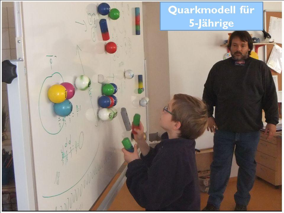 Quarkmodell für 5-Jährige