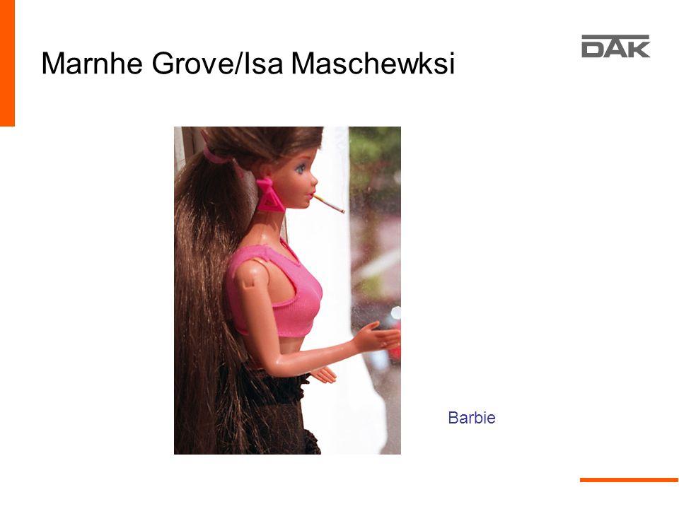Marnhe Grove/Isa Maschewksi Barbie