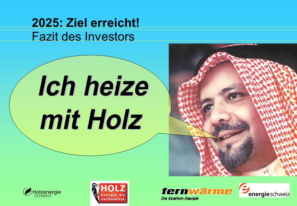 2025: Ziel erreicht! Fazit des Investors