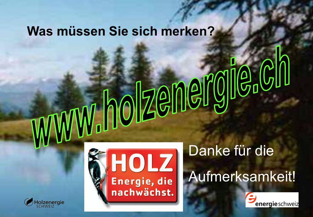 Erfa-Tagung vom 22.4.2002, Zürich Programm Danke für die Aufmerksamkeit! Was müssen Sie sich merken?