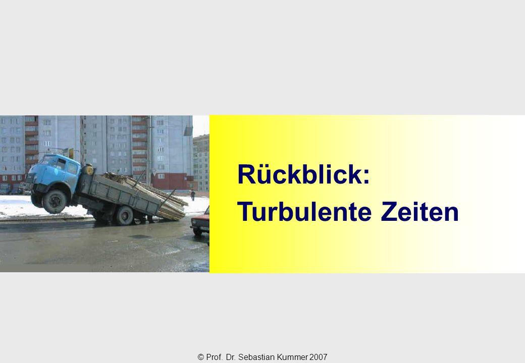 © Prof. Dr. Sebastian Kummer 2007 Analyse I: Mauteinführung