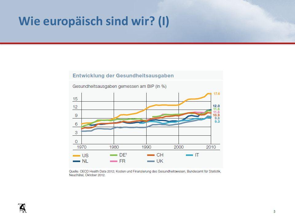 Wie europäisch sind wir (I) 3