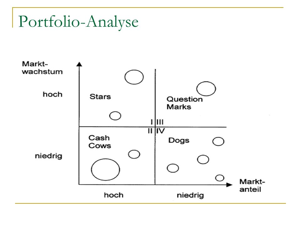 Portfolio-Analyse