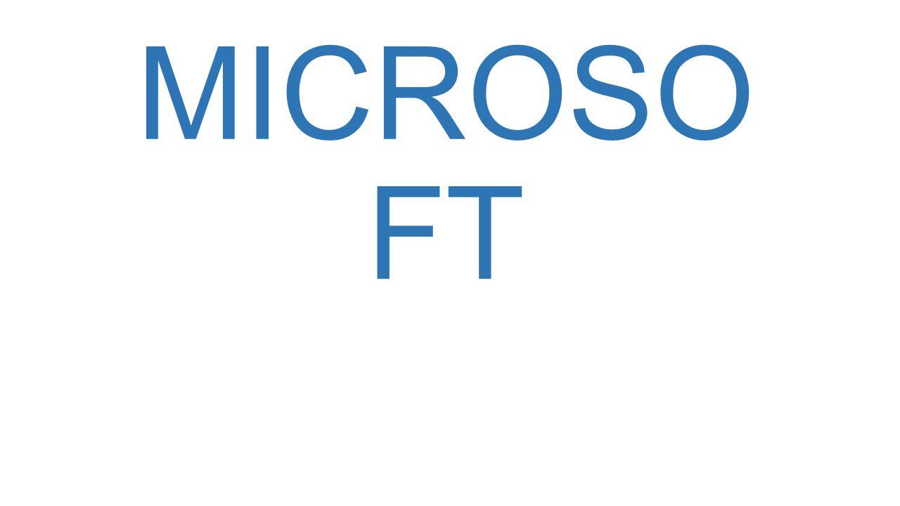 MICROSO FT