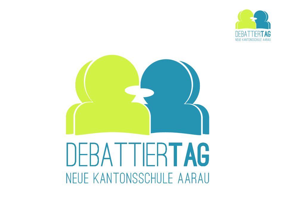 Beurteilungskriterien Jury 1.Sachkenntnis / Überzeugungskraft 2.Rhetorisches Geschick 3.Gesprächsfähigkeit Rückmeldung (knapp, mit Begründung) an die Debattierenden, nach jeder Debatte.