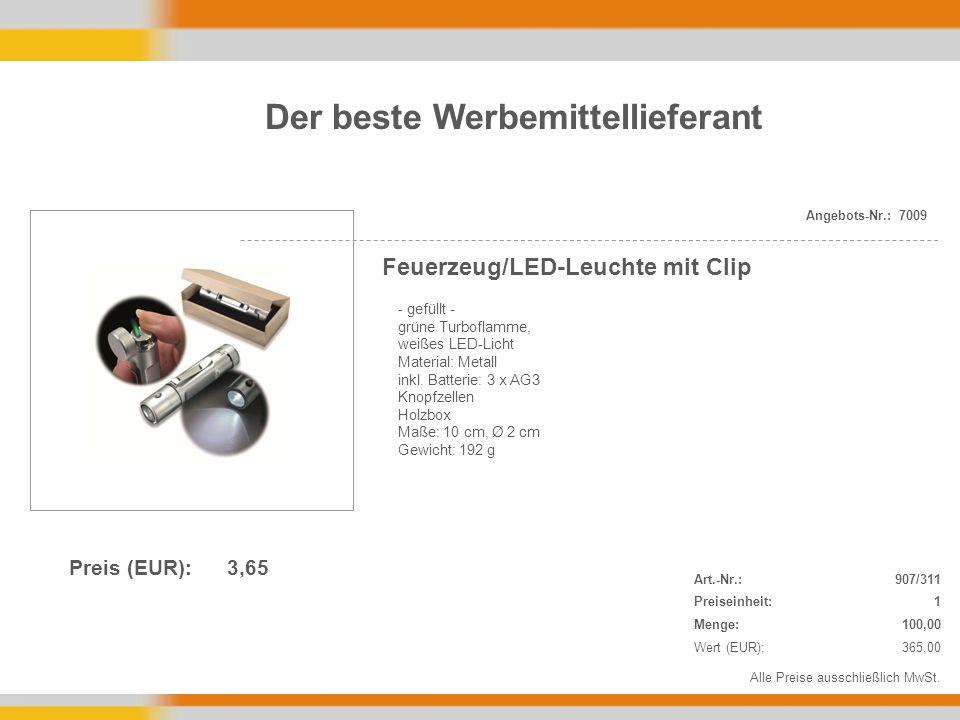 - gefüllt - grüne Turboflamme, weißes LED-Licht Material: Metall inkl.