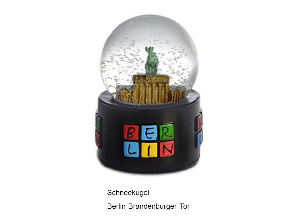 Schneekugel Berlin Brandenburger Tor