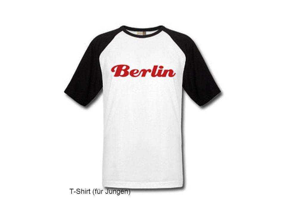 T-Shirt (für Jungen)
