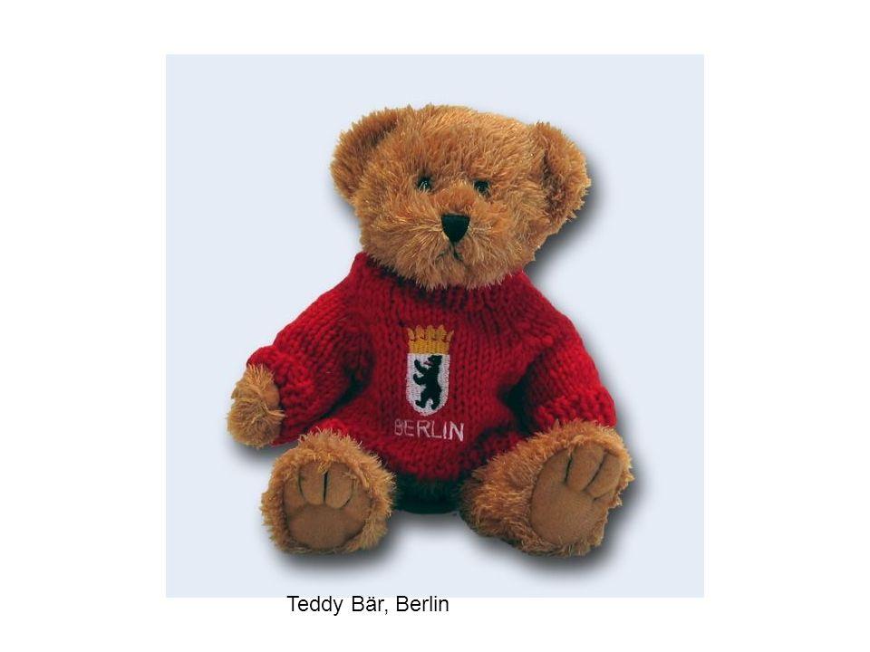 Teddy Bär, Berlin