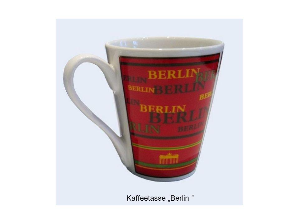 Kaffeetasse Berlin
