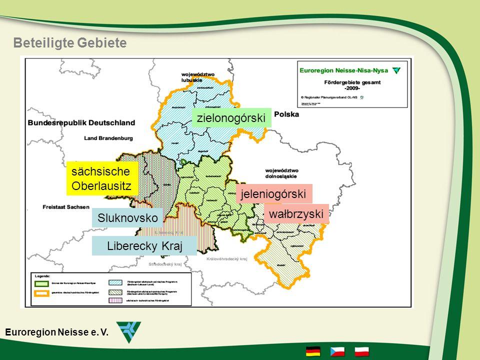 Euroregion Neisse e. V. Sluknovsko Liberecky Kraj sächsische Oberlausitz