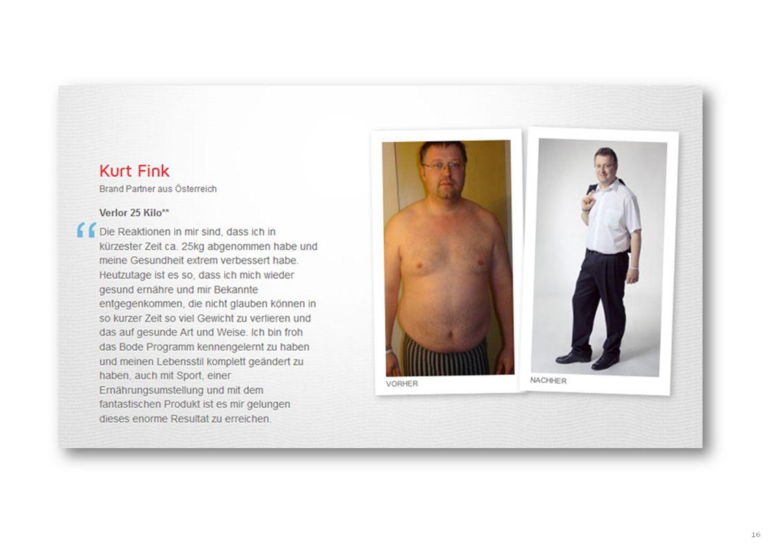 Gewicht verlieren UND Gesundheit gewinnen ! 17 http://herzensweg.vemma.eu/bode
