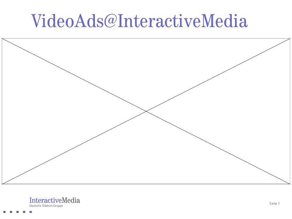 Seite 1 VideoAds@InteractiveMedia