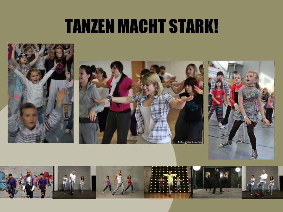 TANZEN MACHT STARK!