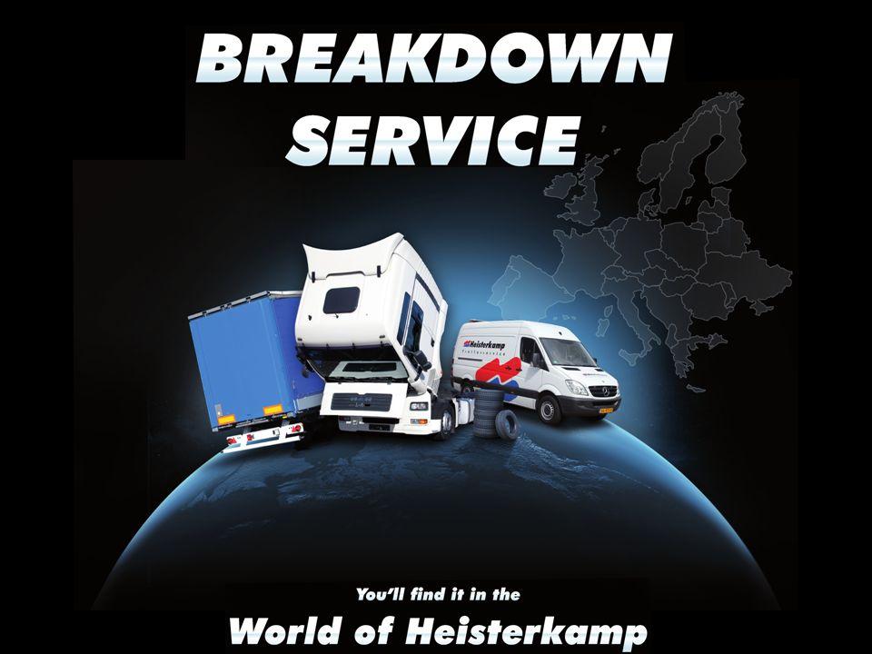 PECH (Notdienst) ONDERWEG (Europa) SERVICE