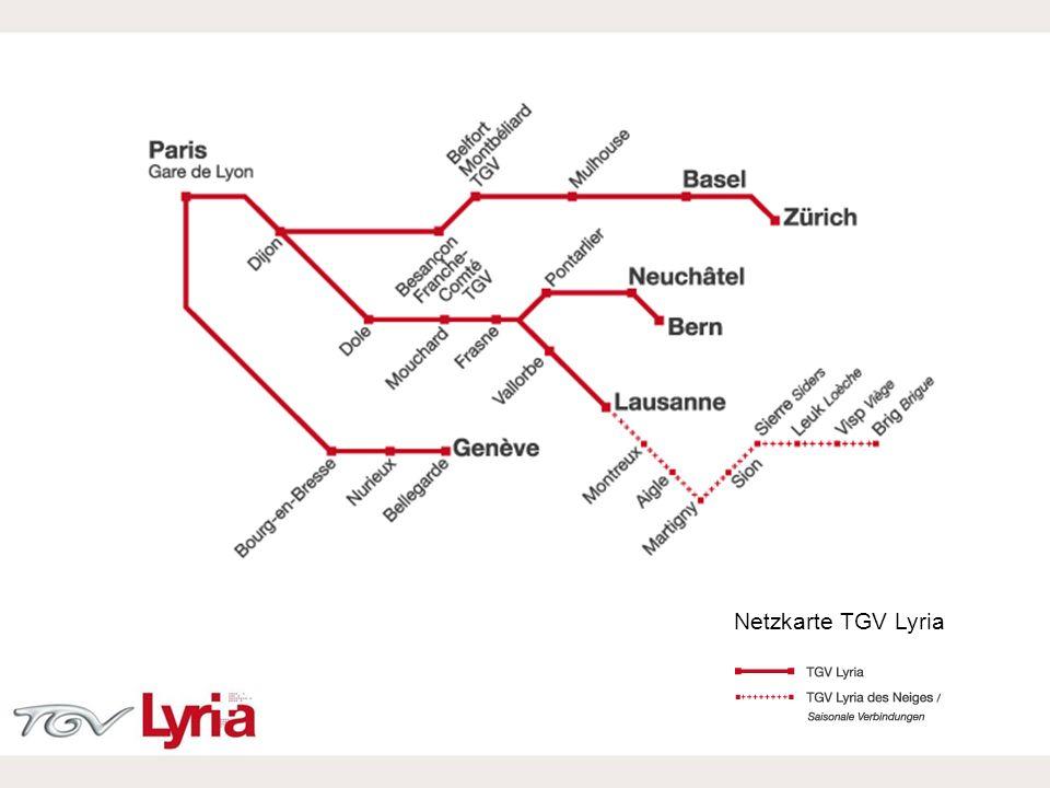 16/02/09 P4 Netzkarte TGV Lyria Netzkarte TGV Lyria