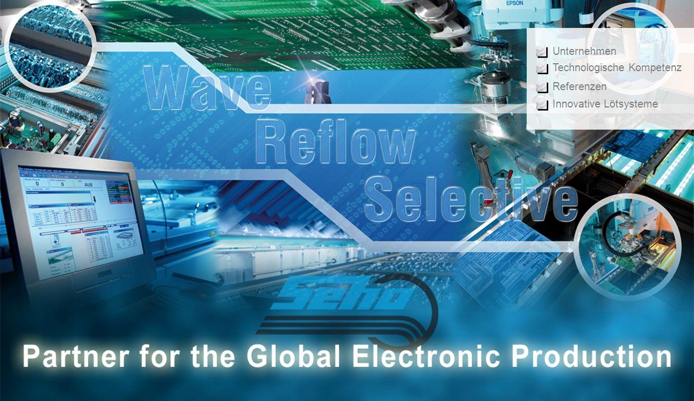 Ein internationales, weltweit aktives Team von Experten und Spezialisten für die Bereiche Reflow-, Selektiv- und Wellenlötprozess, um unsere Kunden bei der Optimierung ihres Prozesses jederzeit zu unterstützen.