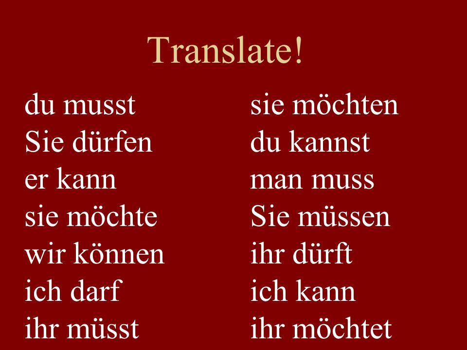 Translate.