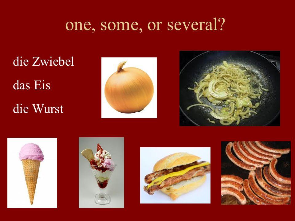 Was isst du gern?