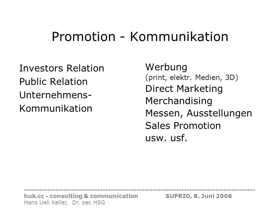 ---------------------------------------------------------------------------------------- huk.cc - consulting & communication SUPRIO, 8.