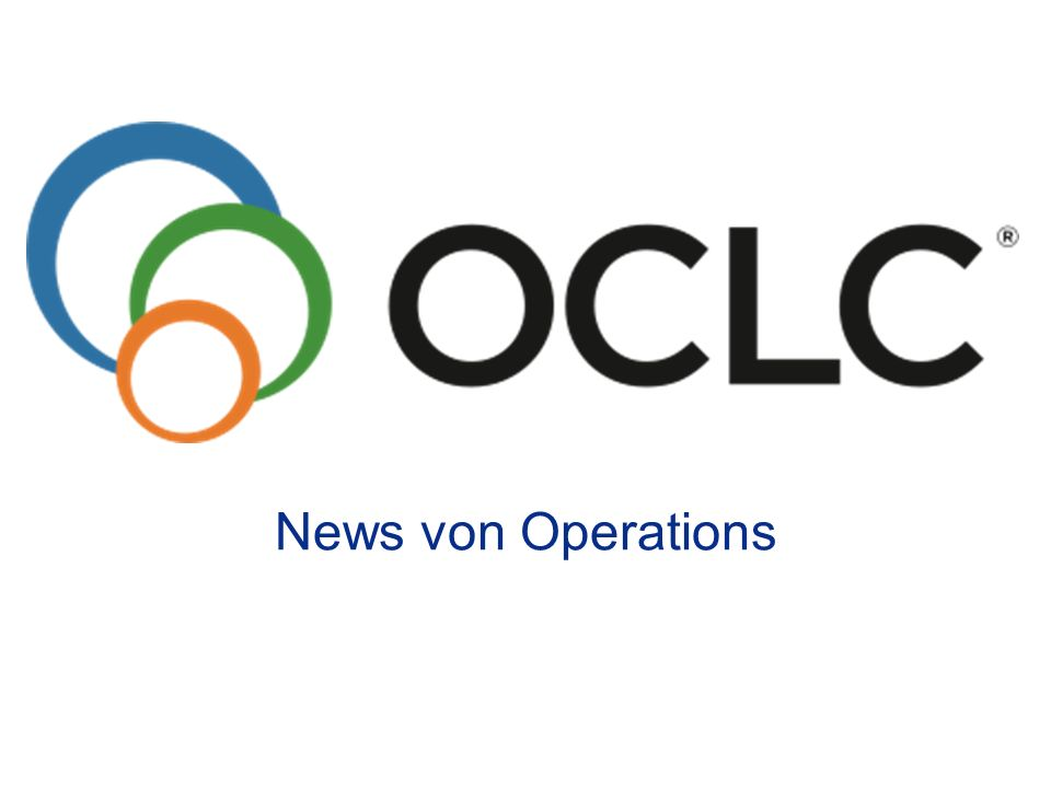News von Operations