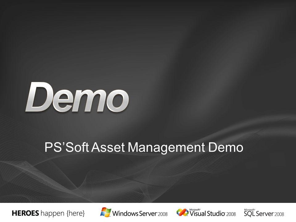 PSSoft Asset Management Demo