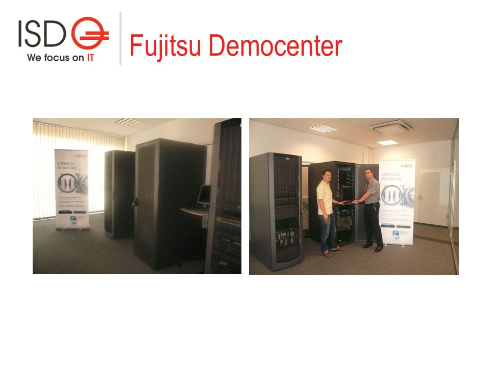 Fujitsu Democenter
