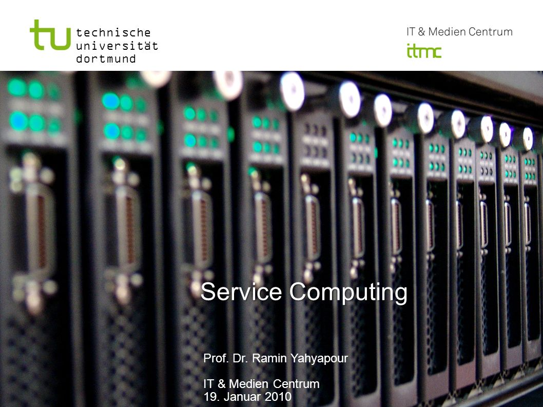 technische universität dortmund 2 Themenüberblick Cloud-Computing Everythnig as a Service OpenNebula Eucalyptus OCCI Amazon Web Services