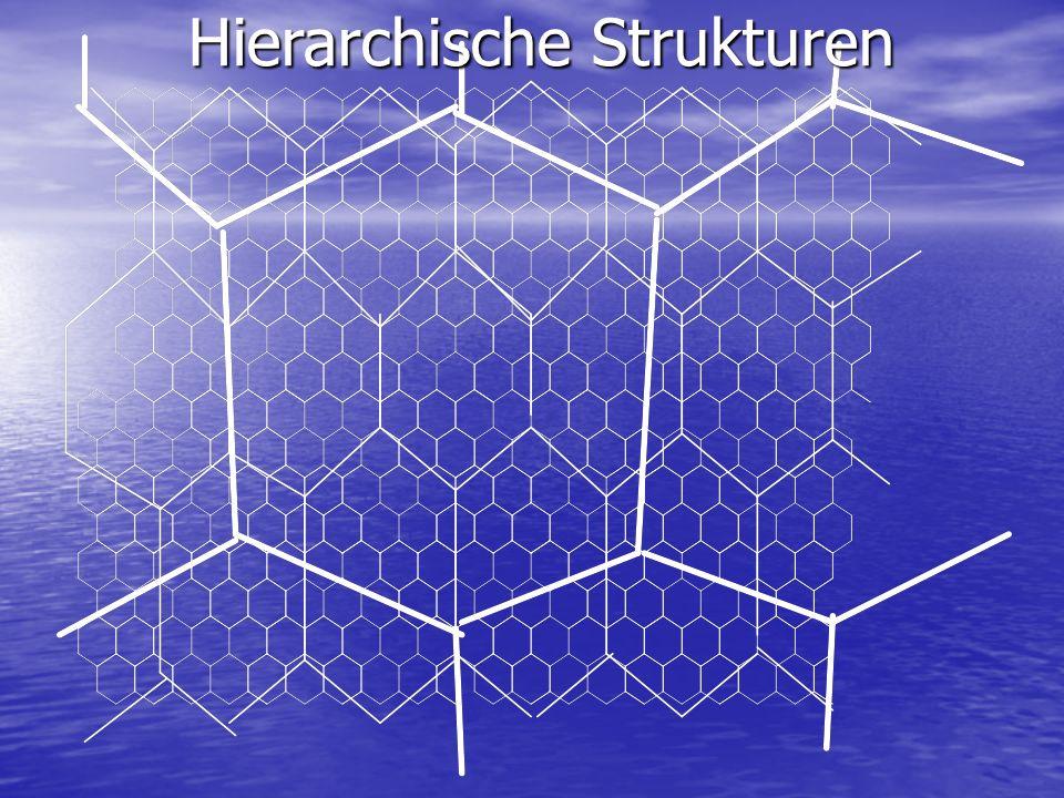 Hierarchische Strukturen
