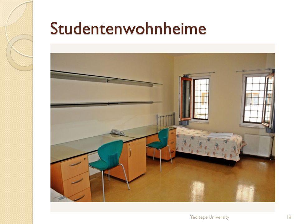 Studentenwohnheime Yeditepe University14
