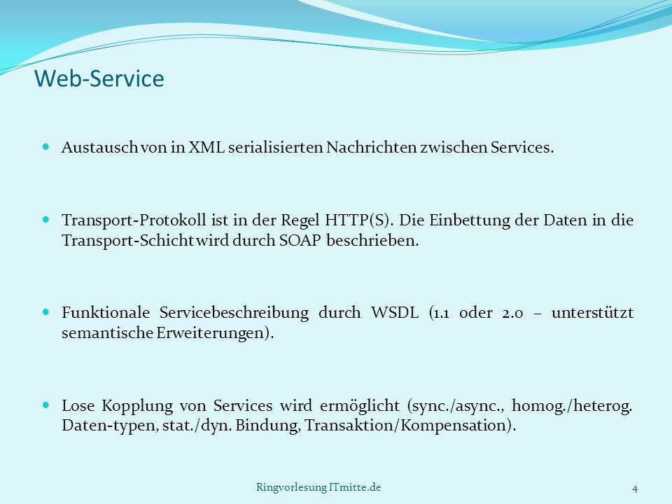 Ein Beispiel einer Web-Service Nachricht 7D0631FC51DE4FC40195DABC886109745 PT4 PES 1.0 2010-11-24T00:00:00.000+05:00 TSK-00000000066 TT-000000000001 PT4 Infra BVG A3 - Prüfungen ortsveränderliche Betriebsmittel P10 Assigned 2011-05-02T09:00:00.000 2011-05-08T09:00:00.000 2011-05-10T18:00:00.000 GERMANY 13129 BERLIN Kastanienallee 8 5Ringvorlesung ITmitte.de