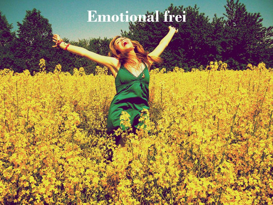 Emotional frei