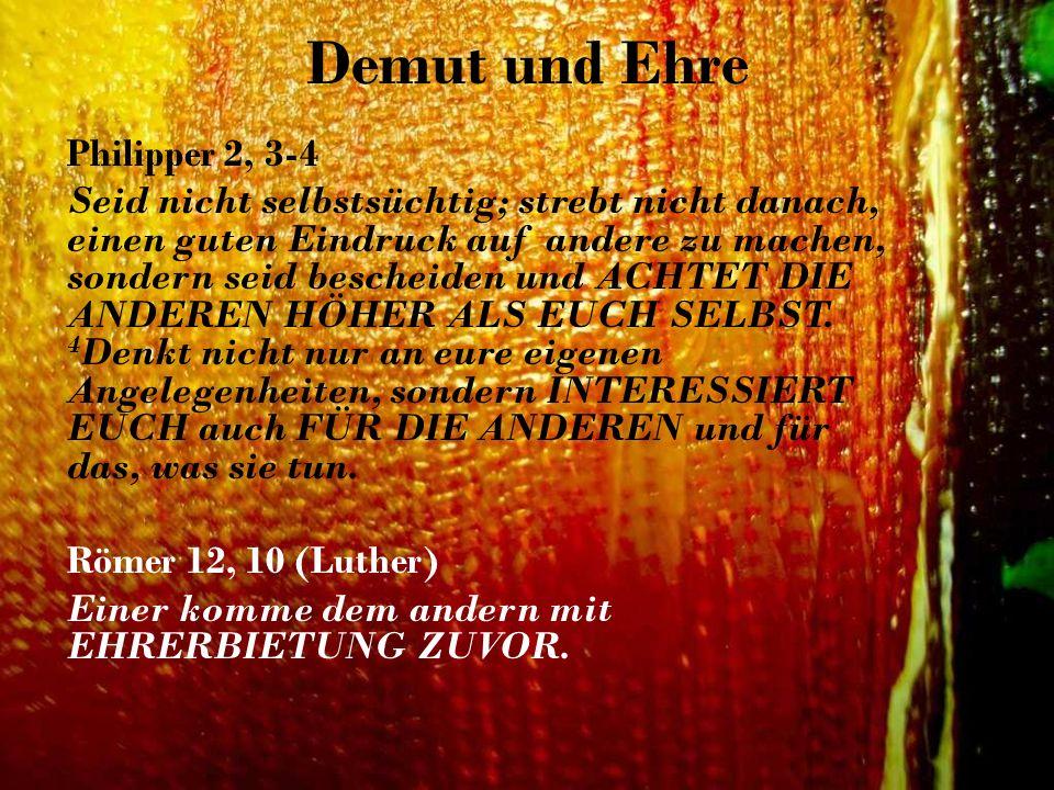 Liebe 1.Korinther 13, 4-8 Die Liebe ist geduldig und freundlich.