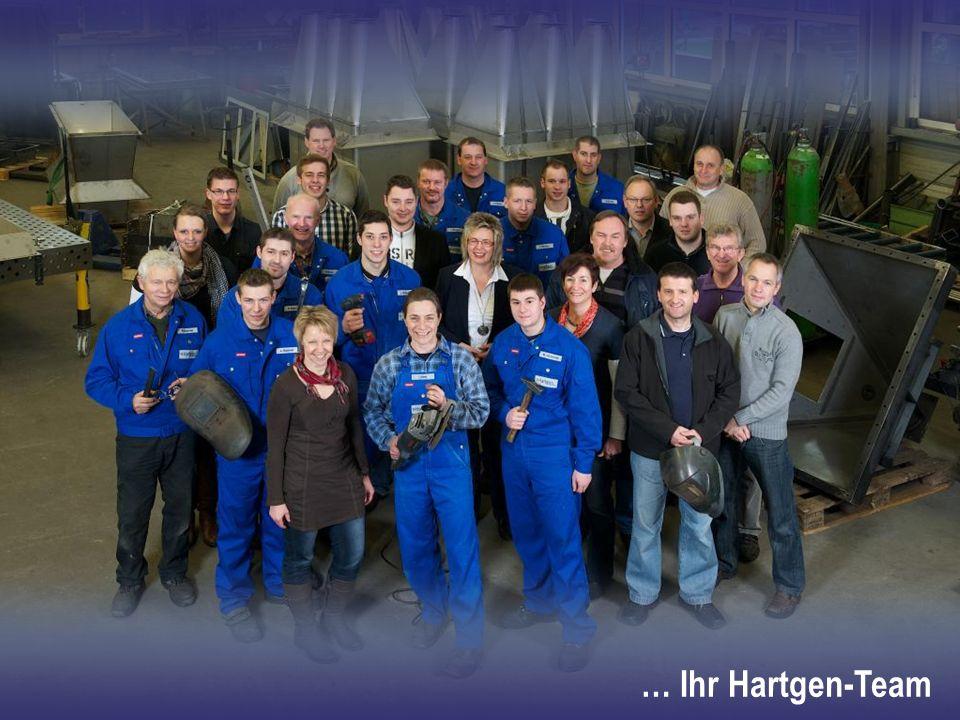 … Ihr Hartgen-Team