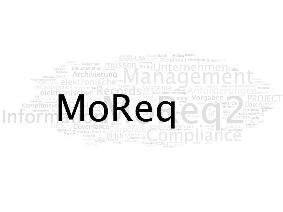 MoReq