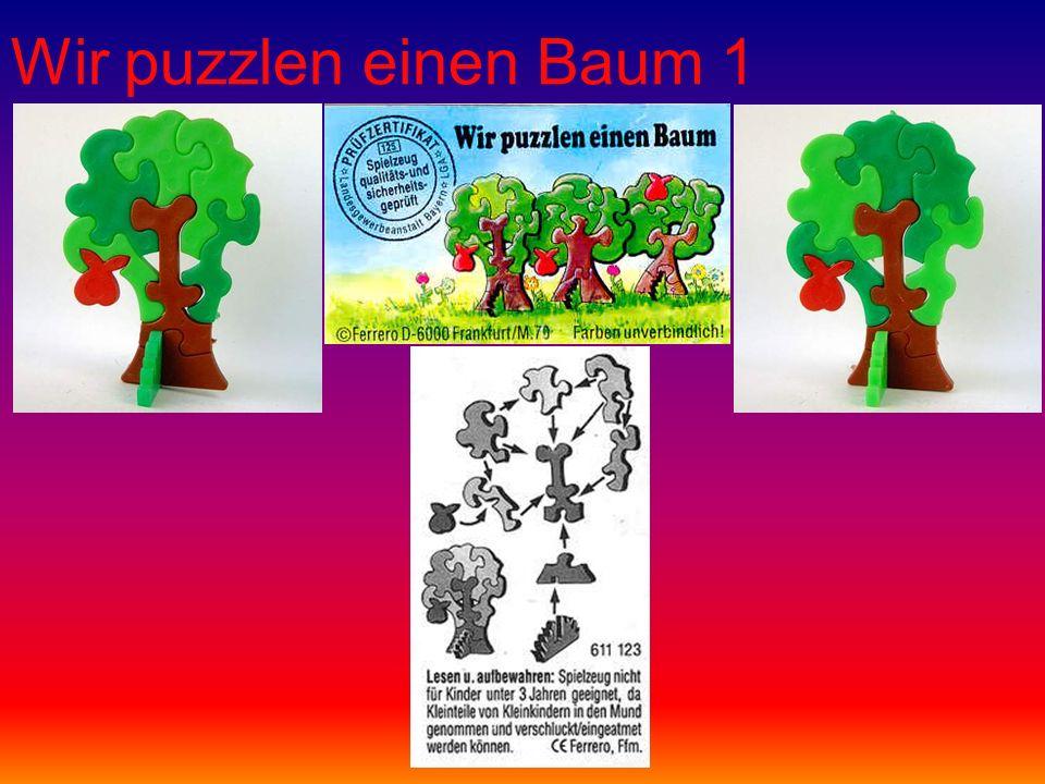 Wir puzzlen einen Baum 1