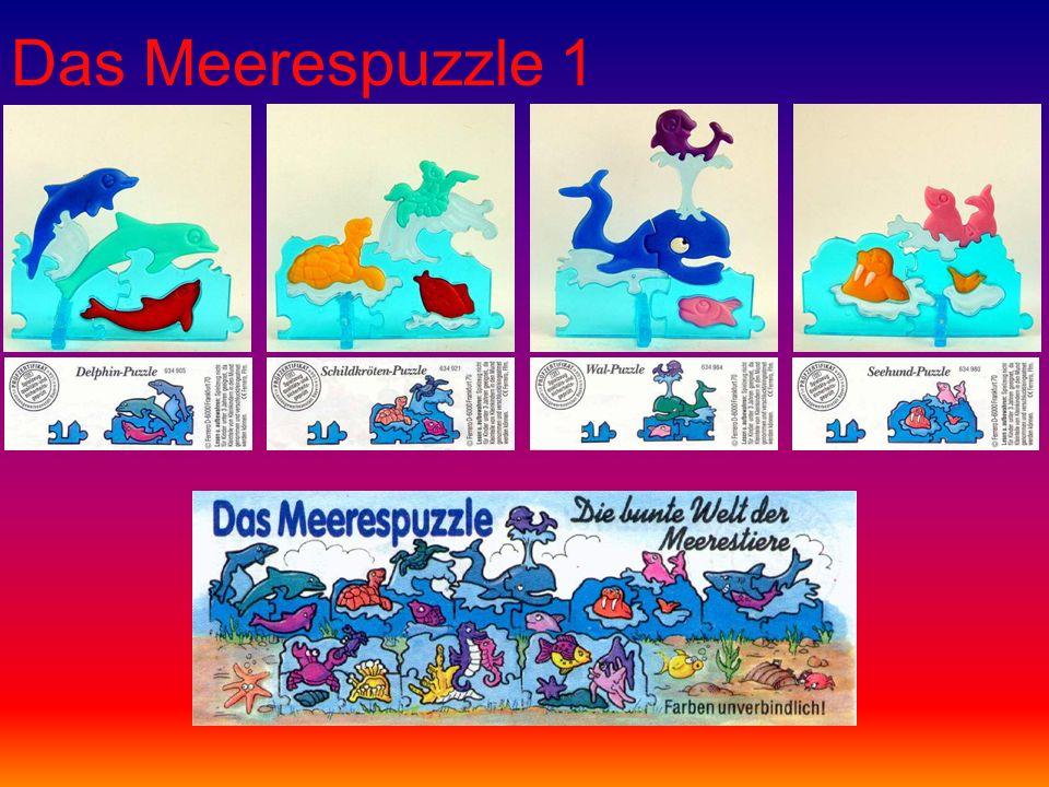 Das Meerespuzzle 1