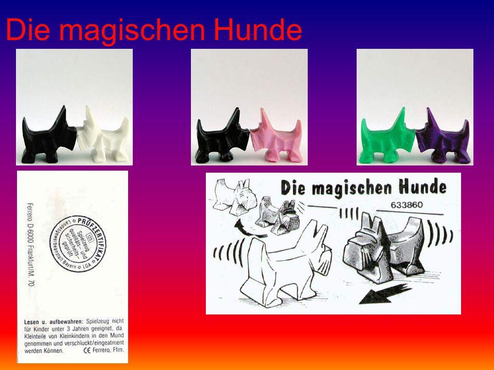 Die magischen Hunde