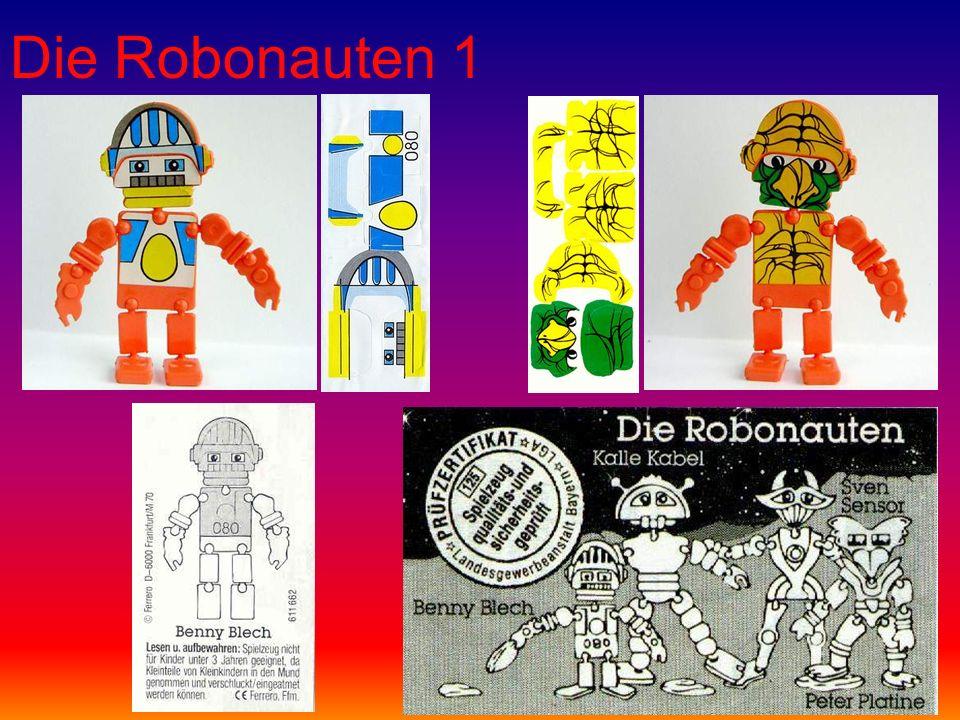Die Robonauten 1