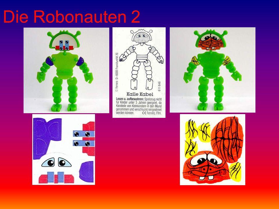Die Robonauten 2