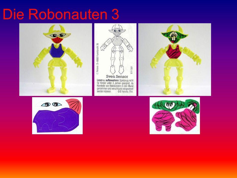 Die Robonauten 3