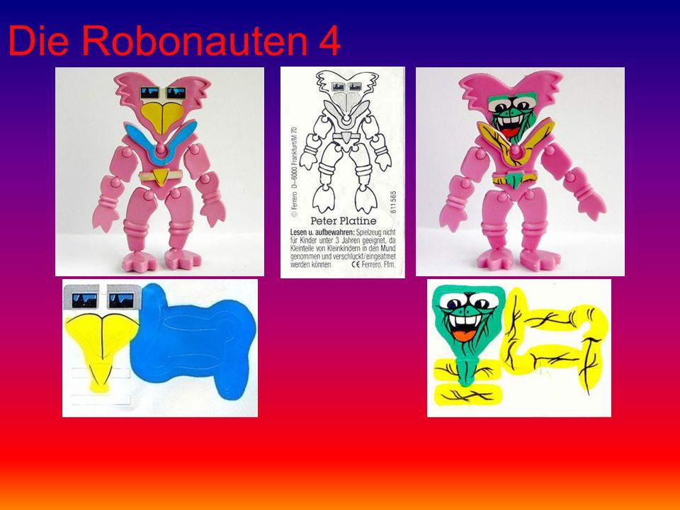 Die Robonauten 4